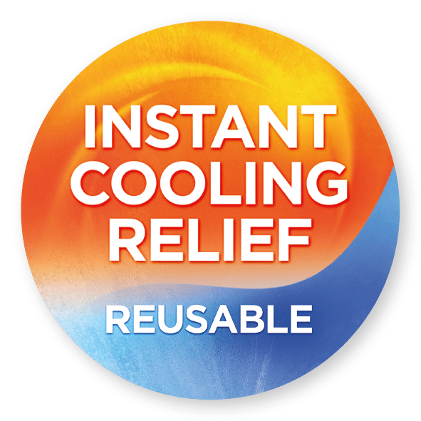 instant cooling relief