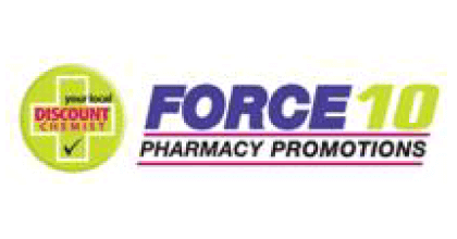 CoolXChange available at Force 10 Pharmacy Promotions