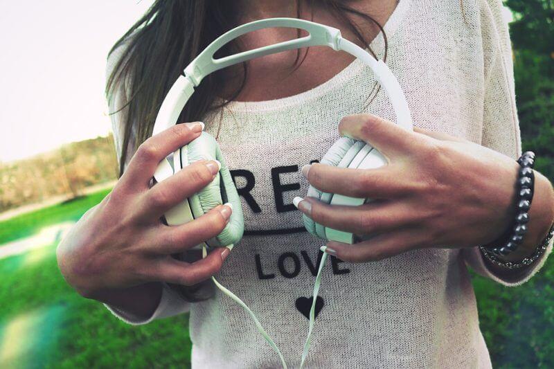 headphone images