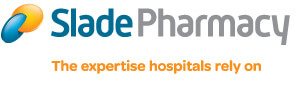 slade pharmacy logo
